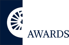 Brick Train Awards logo - Global awards for LEGO fan train builders