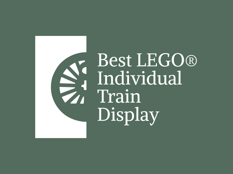 Brick Train Awards - Best Individual LEGO Railway display