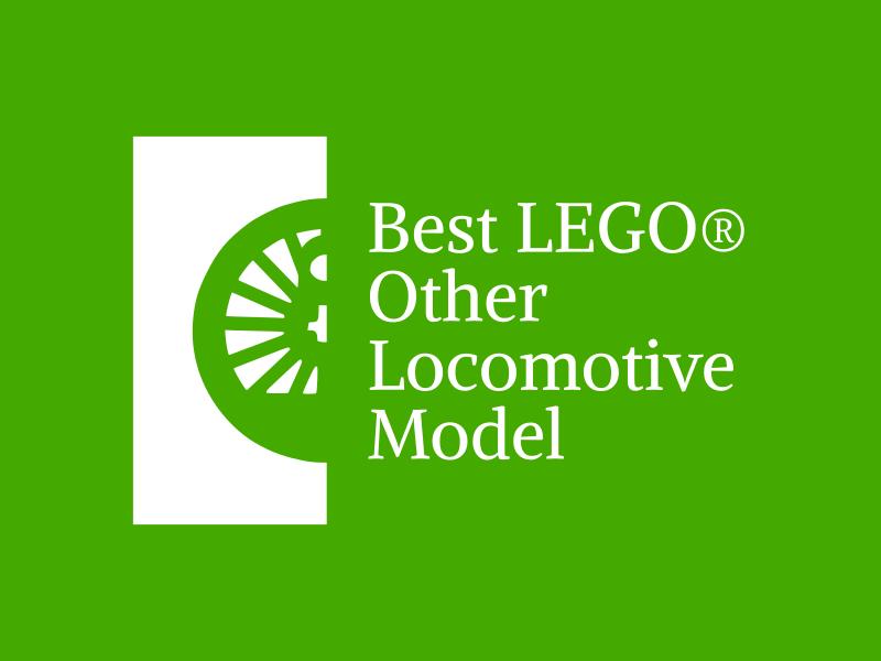 Brick Train Awards - best other LEGO locomotive model award
