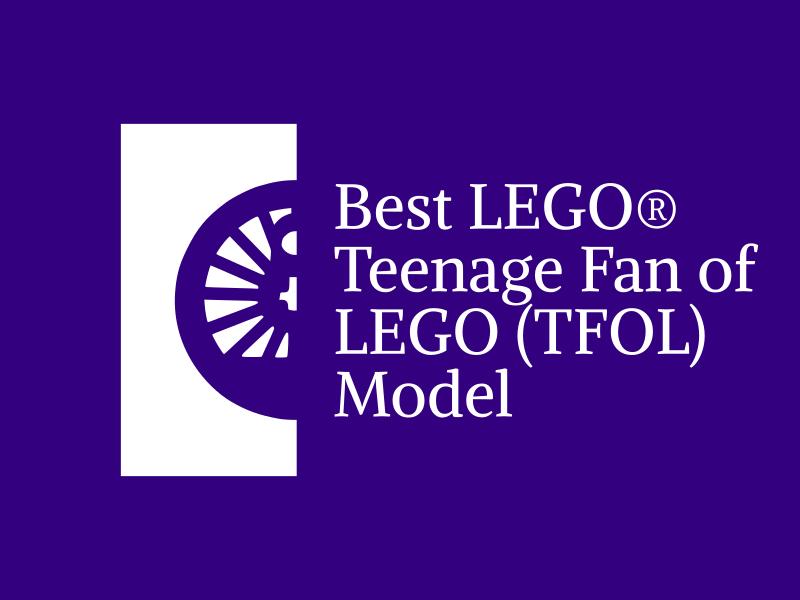 Best TFOL LEGO® model