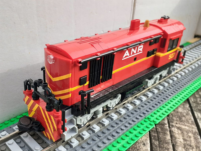 Best Diesel Locomotive