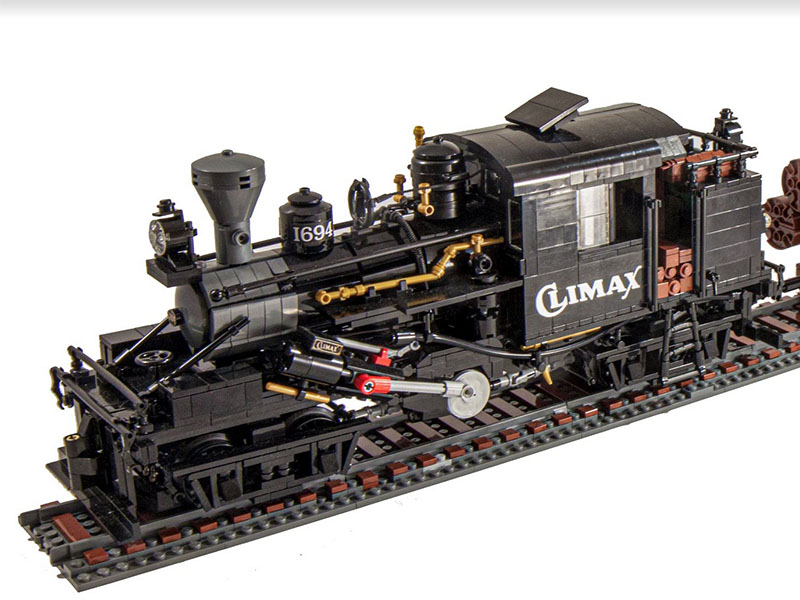 Best Other LEGO® Locomotive