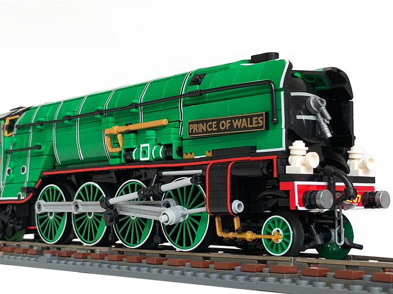Best LEGO® Steam Locomotive