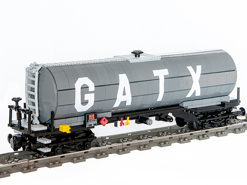 2020-Europe-Best-Freight-Wagon-GATX-Tank