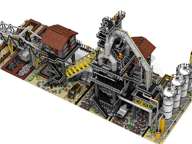 2020-Europe-Best-Structure-Blast-Furnace