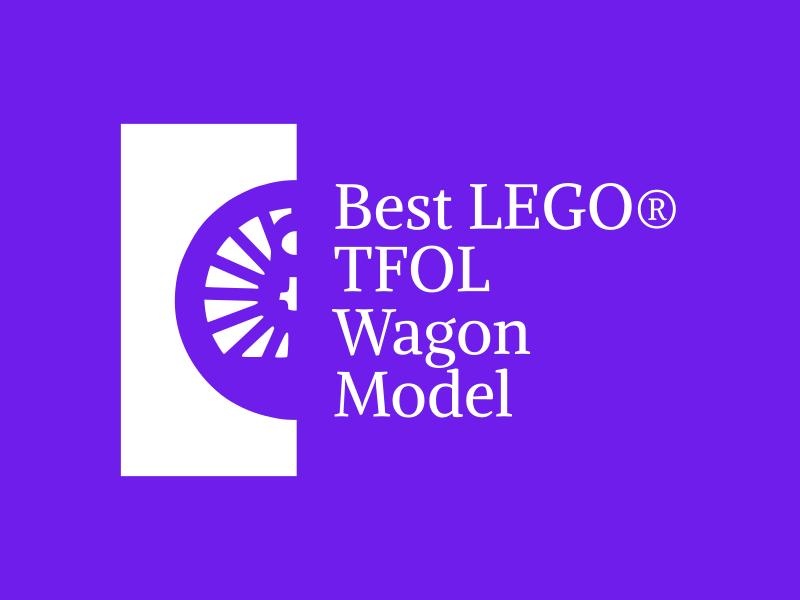 Best TFOL LEGO® wagon