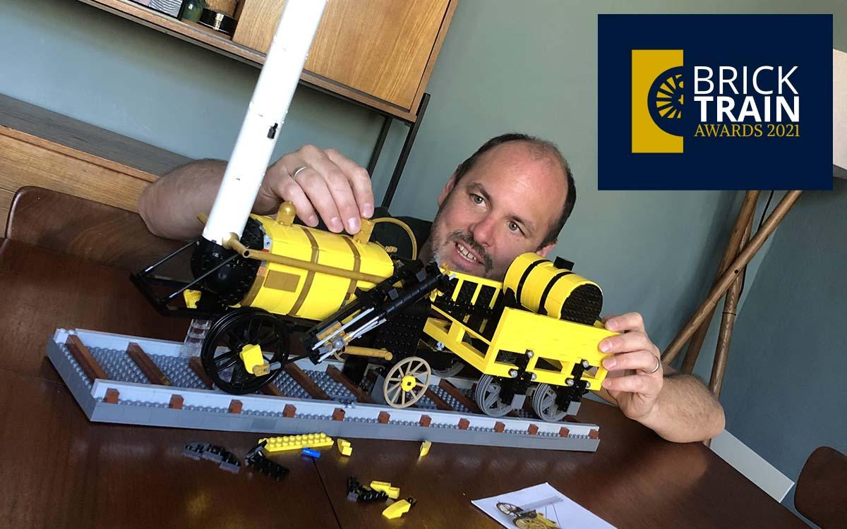 LEGO photography workshop