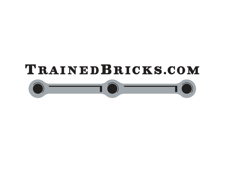 TrainedBricks logo - Brick Train Awards sponsor