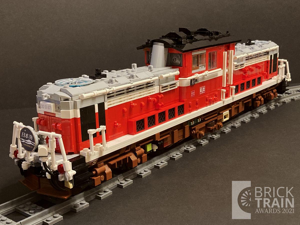 Best LEGO® Diesel Locomotive