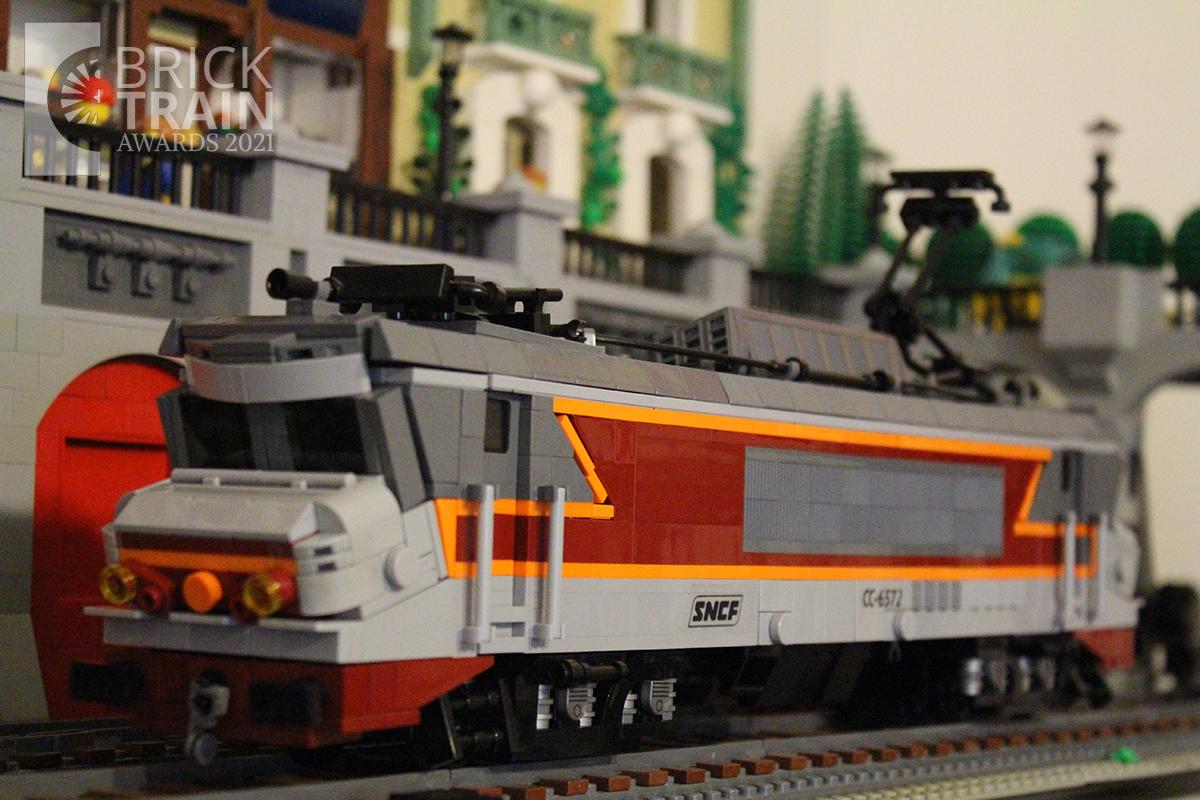 Best Electric Locomotive