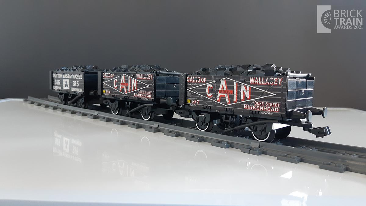 Best Freight Wagon
