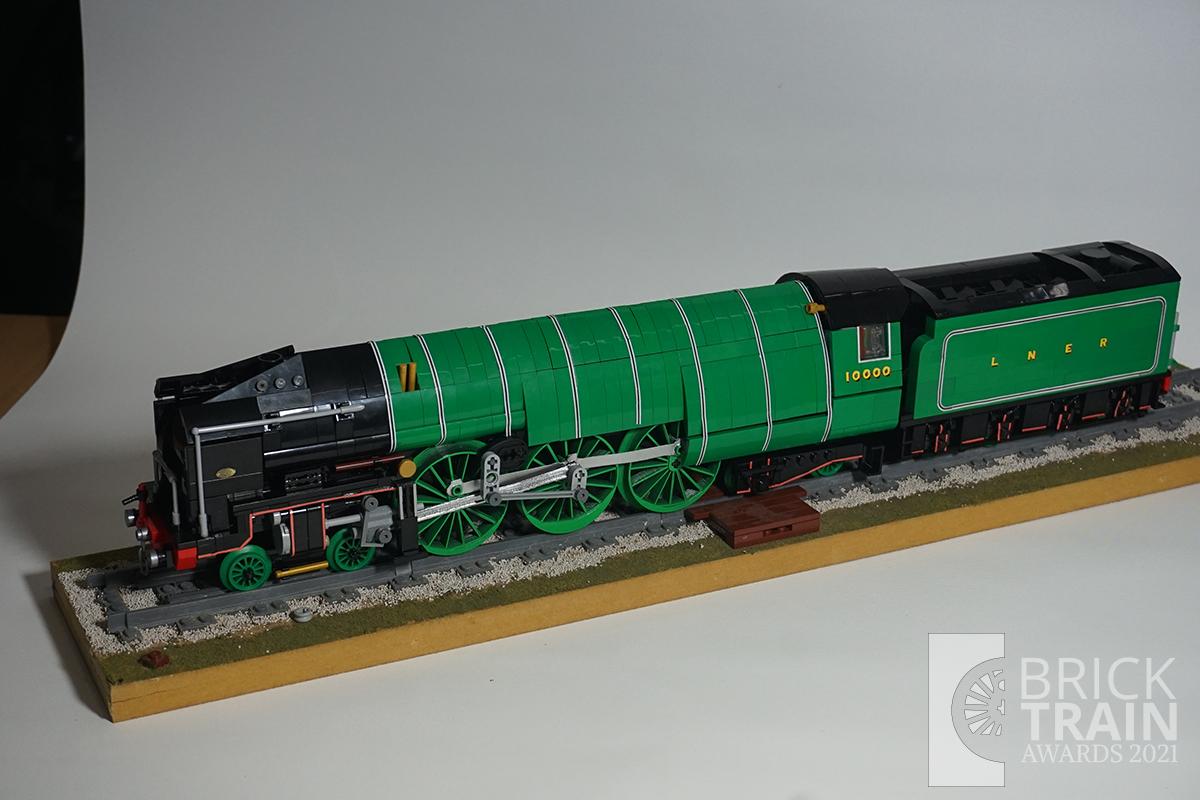 Best LEGO® Steam Locomotive