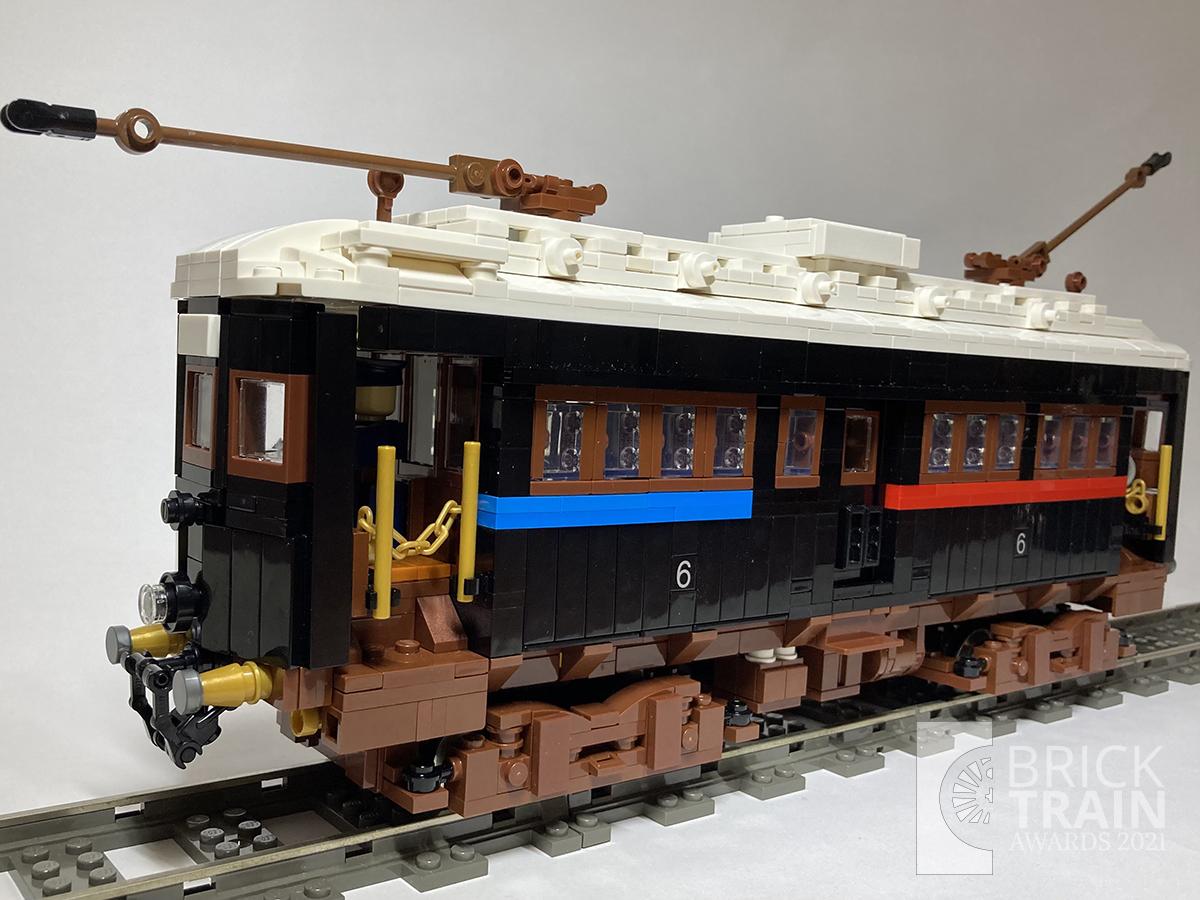Hakone Tozan Railway Class ChiKi 1