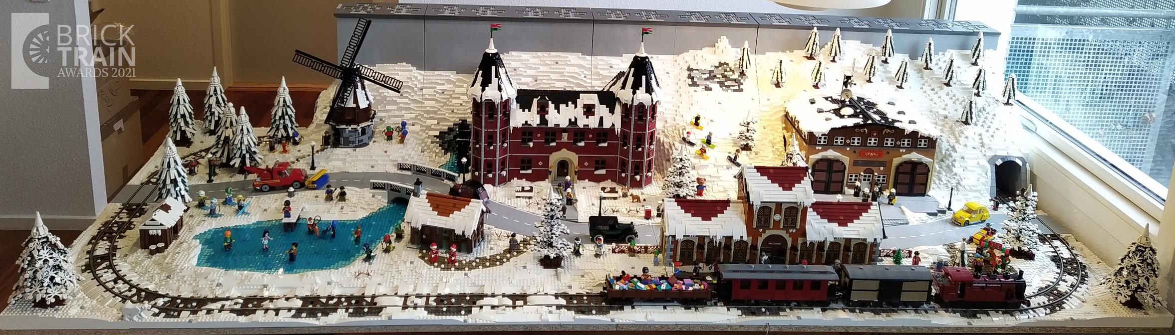 Best LEGO® Individual Display